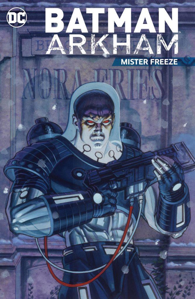 Batman Arkham: Mister Freeze