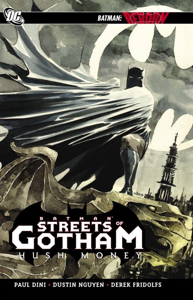 Batman: Streets of Gotham – Hush Money