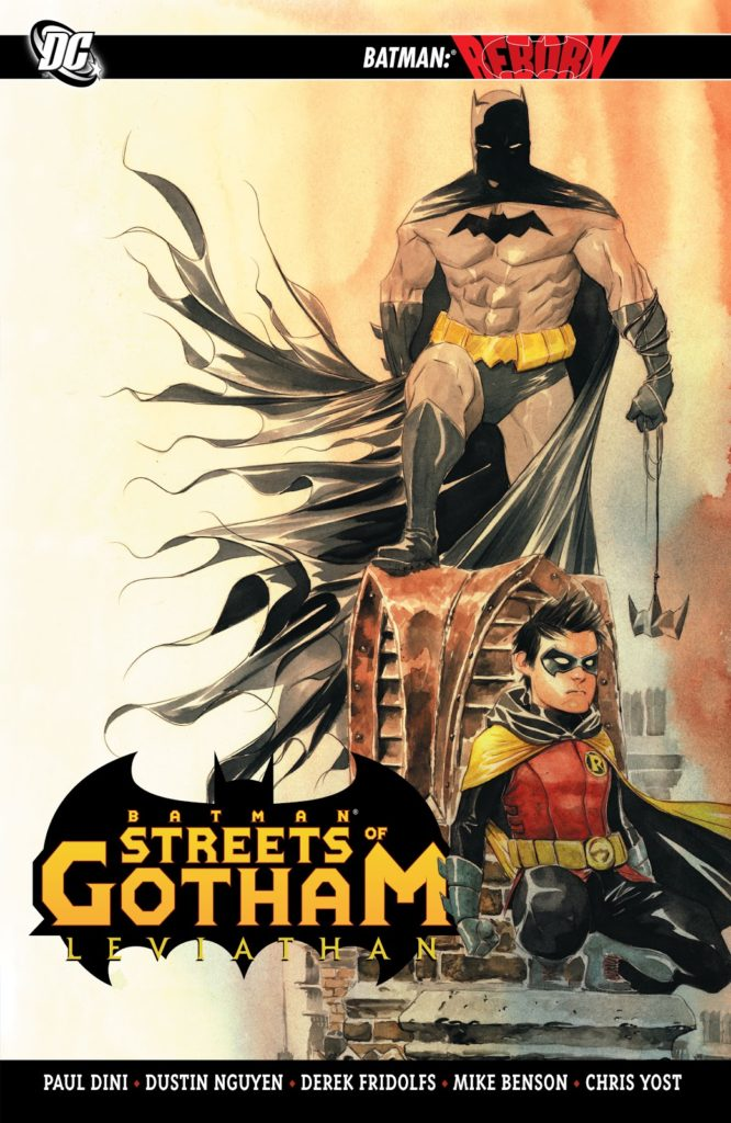 Batman: Streets of Gotham – Leviathan