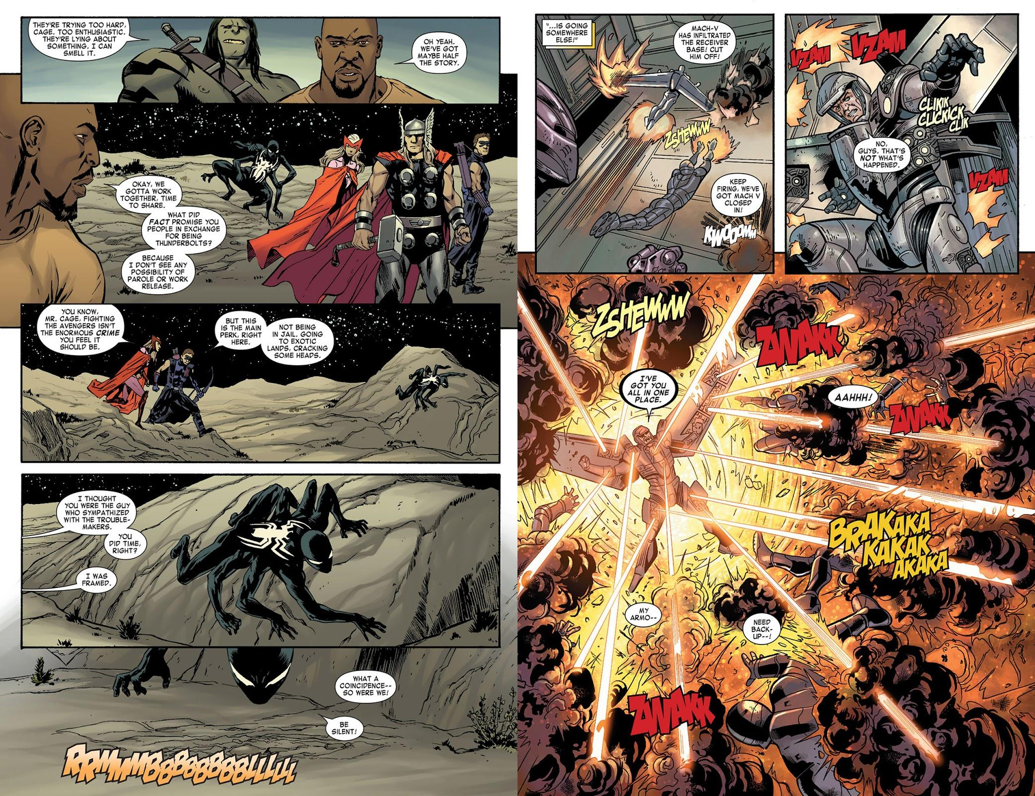 Dark Avengers The End is the Beginning review