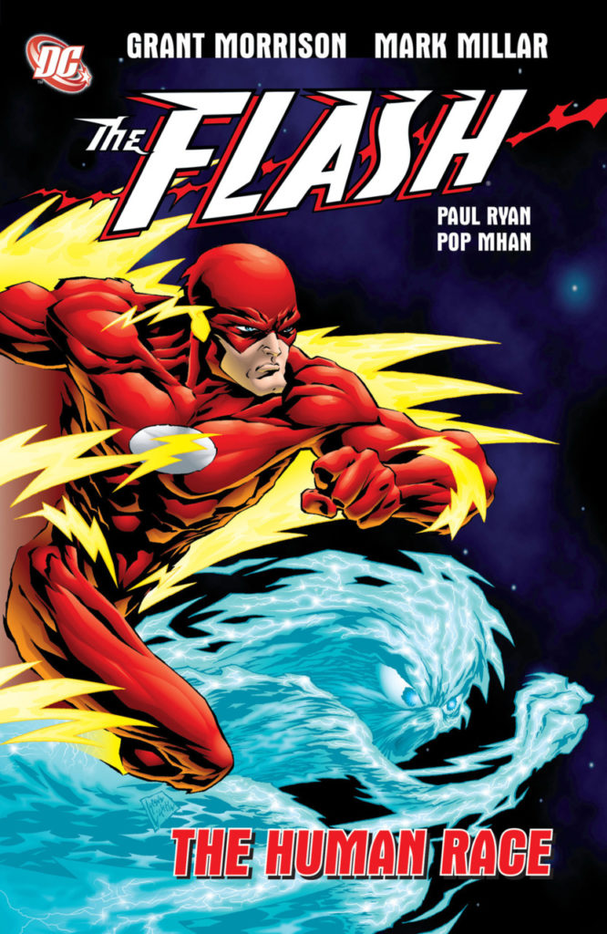 The Flash: The Human Race