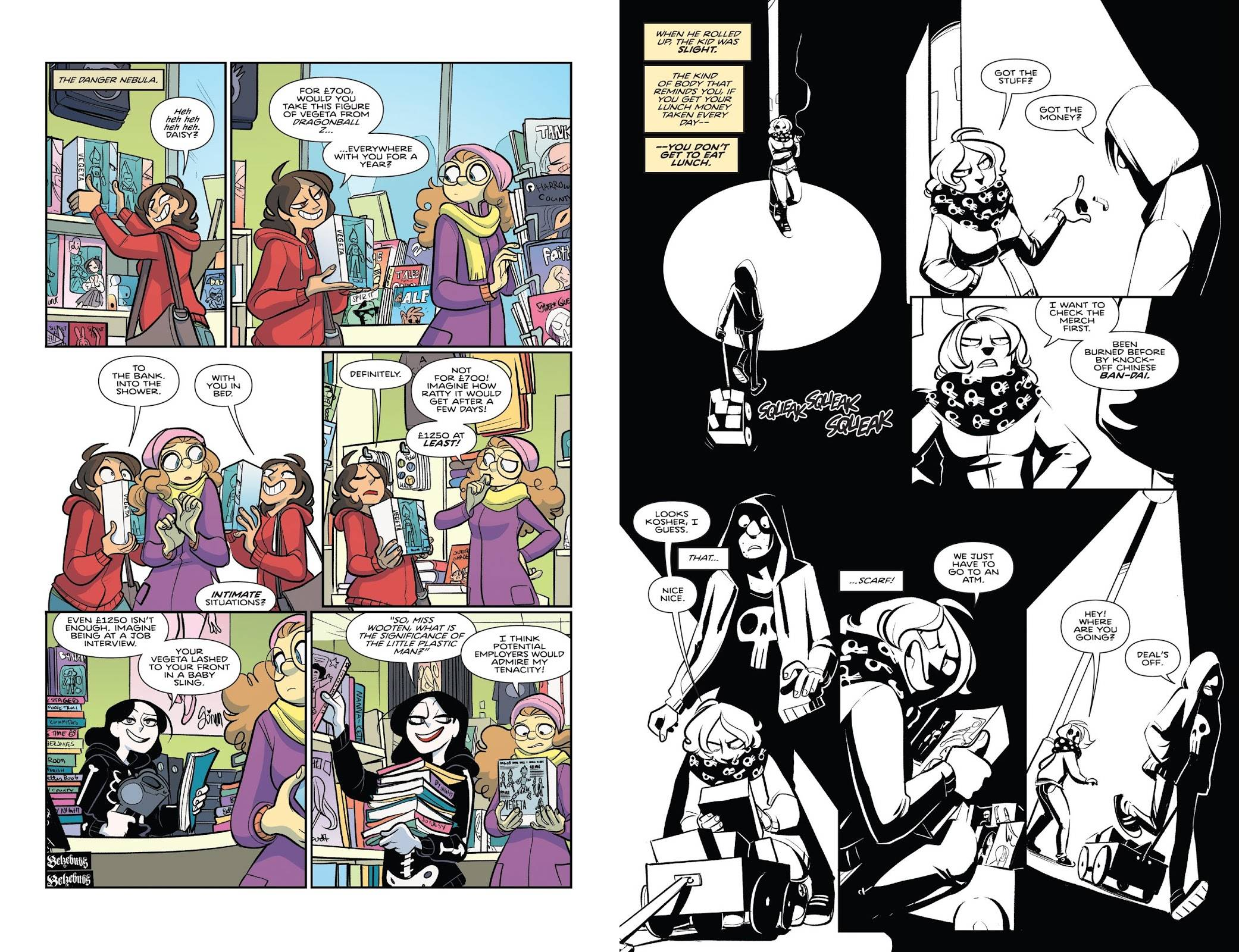 Giant Days Vol 12 review