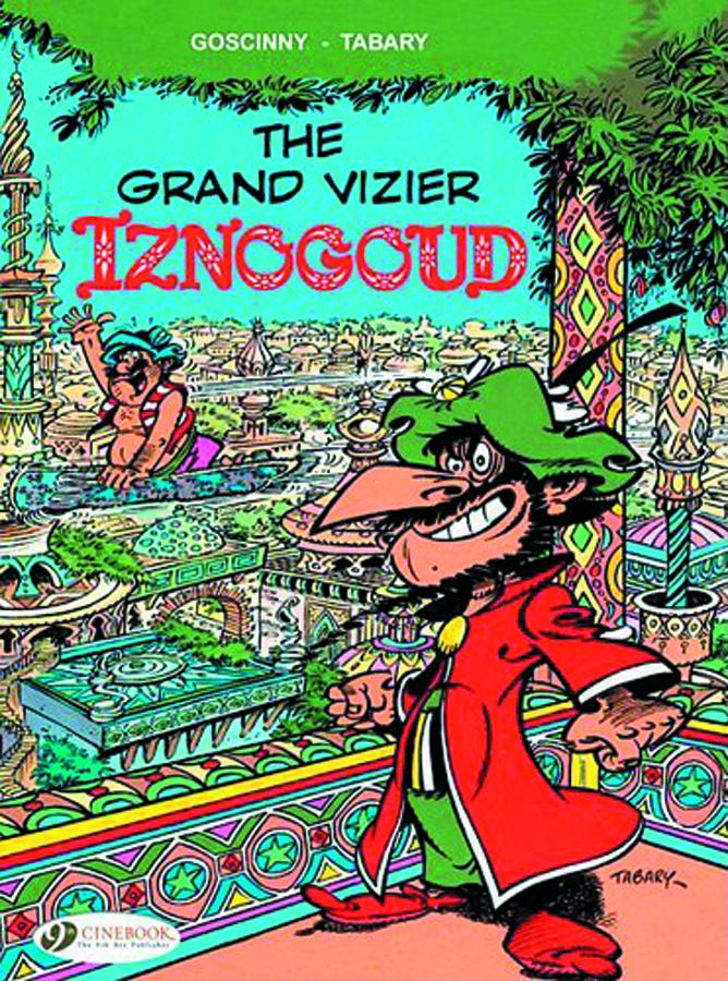 The Grand Vizier Iznogoud