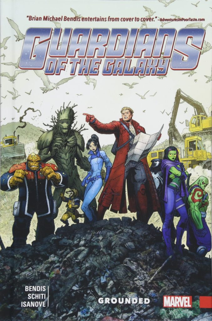 Guardians of the Galaxy: New Guard – Grounded