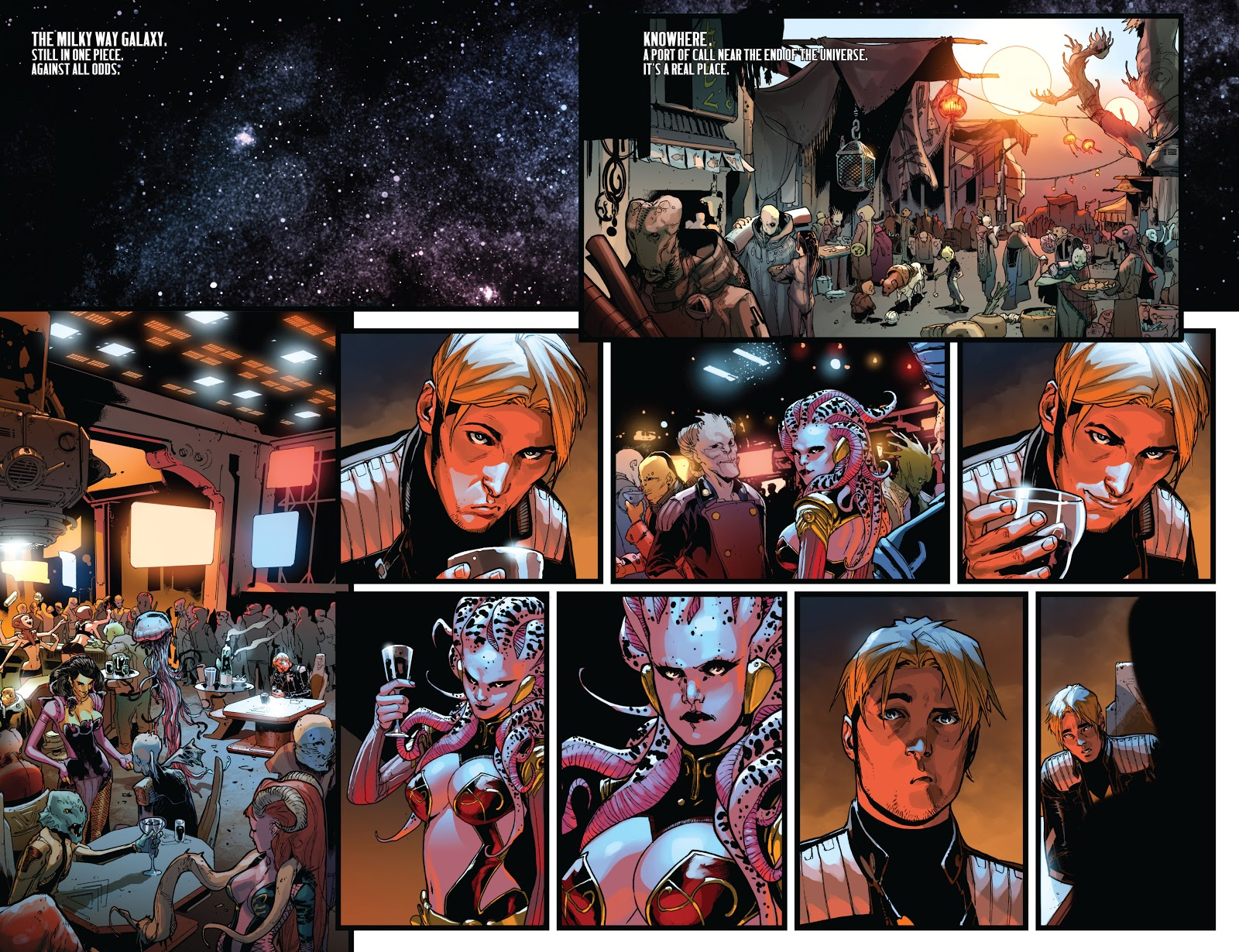 Guardians of the Galaxy by Brian Michael Bendis Omnibus review