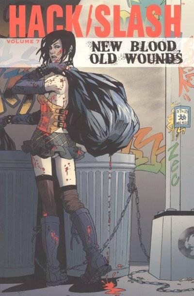 Hack/Slash Volume 7: New Blood, Old Wounds