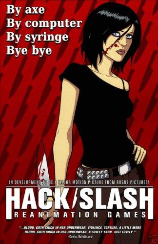 Hack/Slash: Reanimation Games