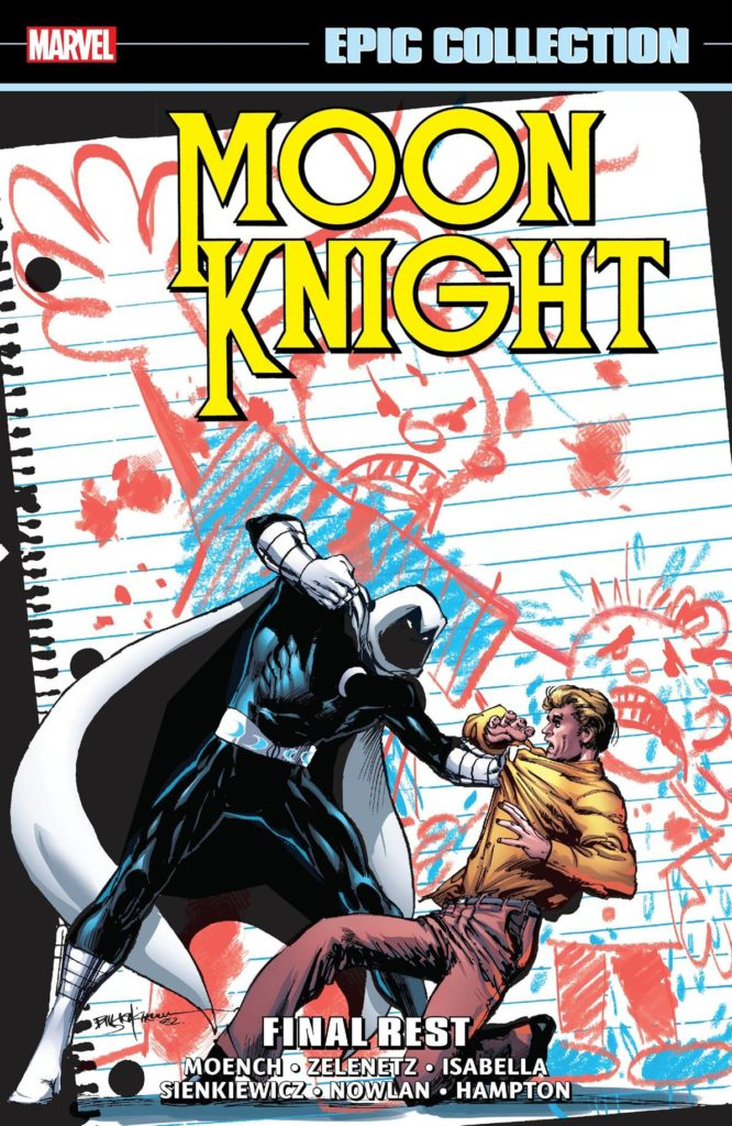Marvel Epic Collection: Moon Knight – Final Rest