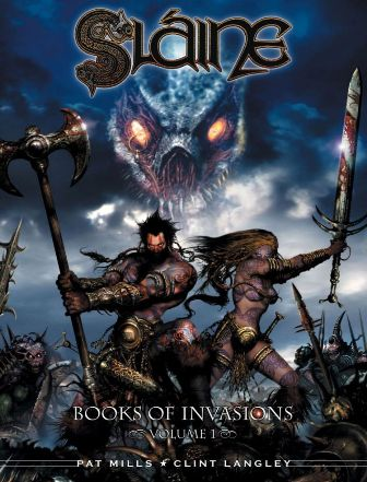 Sláine: The Books of Invasions Volume 1