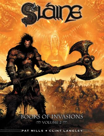 Sláine: The Books of Invasions Volume 2