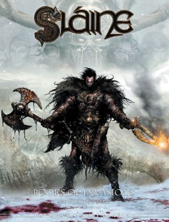Sláine: The Books of Invasions Volume 3