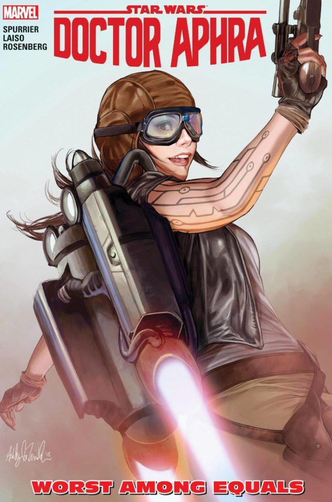 Star Wars: Doctor Aphra – Worst Among Equals