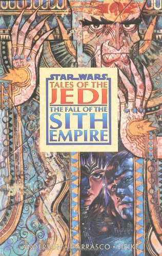 Star Wars: Tales of the Jedi – The Fall of the Sith Empire