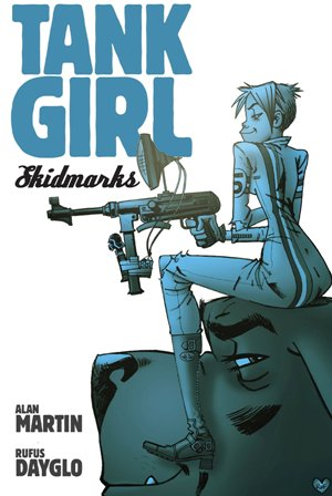 Tank Girl: Skidmarks