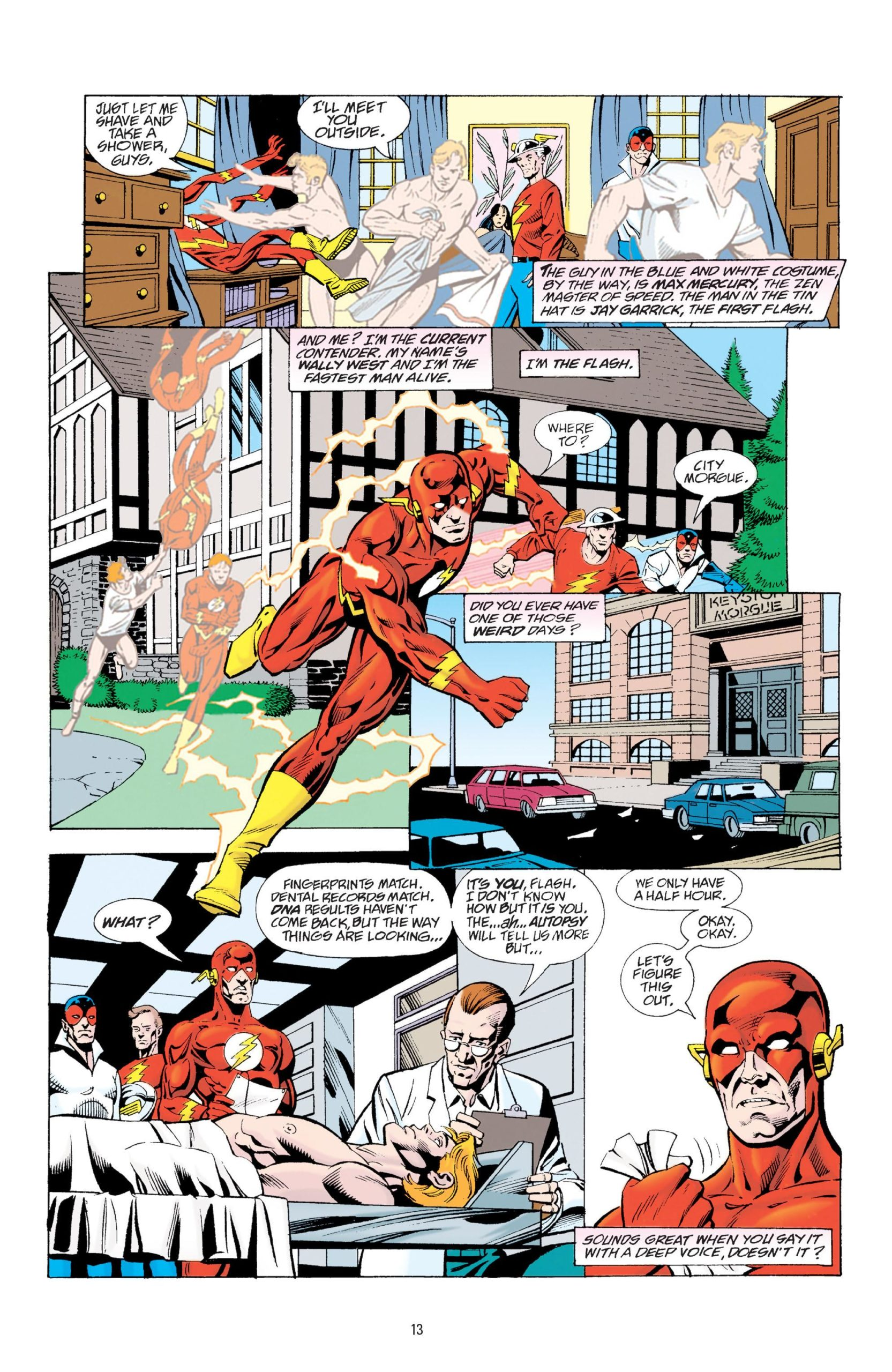 The Flash Emergency Stop review