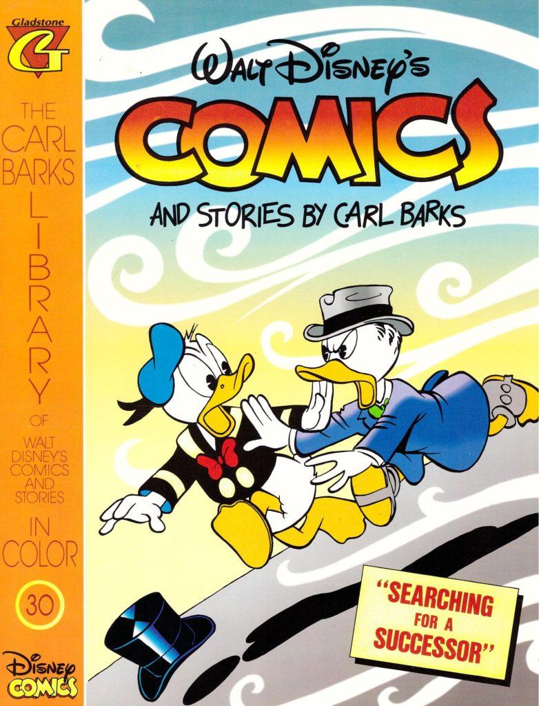 Walt Disney's Comics and Stories by Carl Barks vol 30