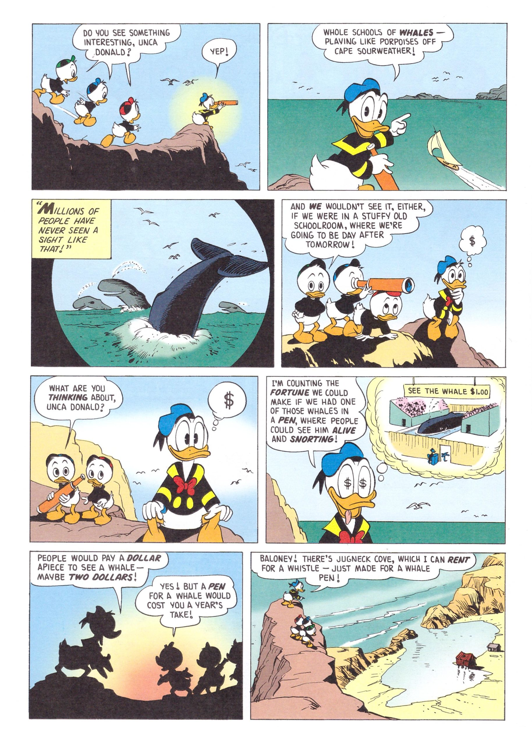 Walt Disney Comics and Stories by Carl Barks 31 review