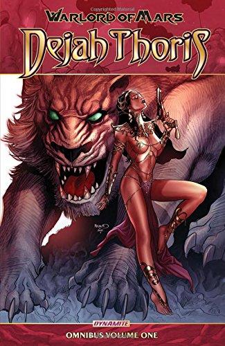 Warlord of Mars: Dejah Thoris Omnibus Volume One