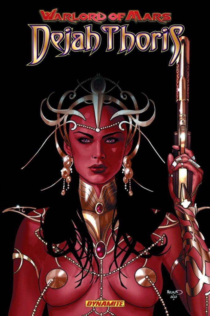 Warlord of Mars: Dejah Thoris Vol. 5 – Rise of the Machine Men