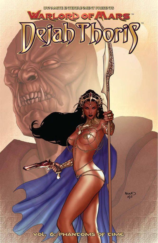Warlord of Mars: Dejah Thoris Vol. 6 – Phantoms of Time