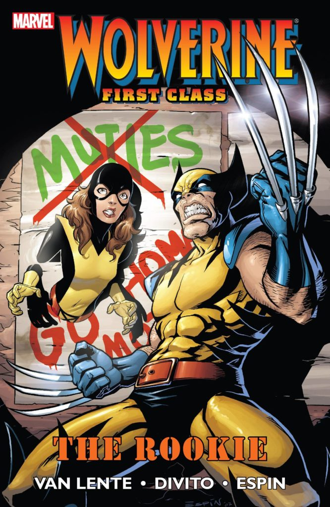 Wolverine: First Class – The Rookie