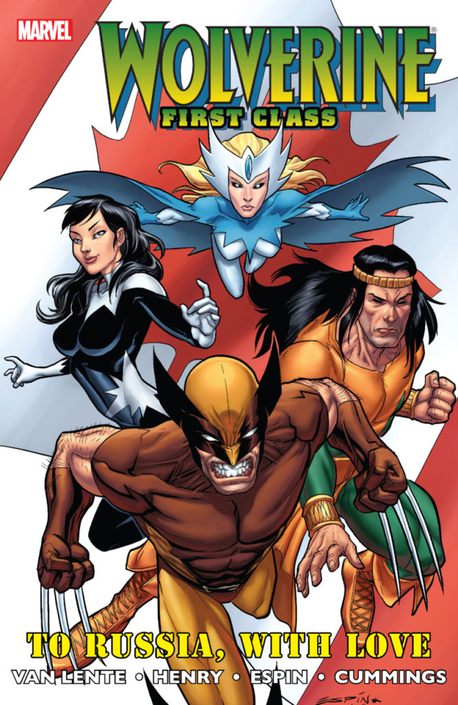 Wolverine: First Class – To Russia, With Love
