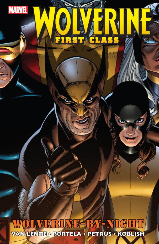 Wolverine: First Class – Wolverine by Night