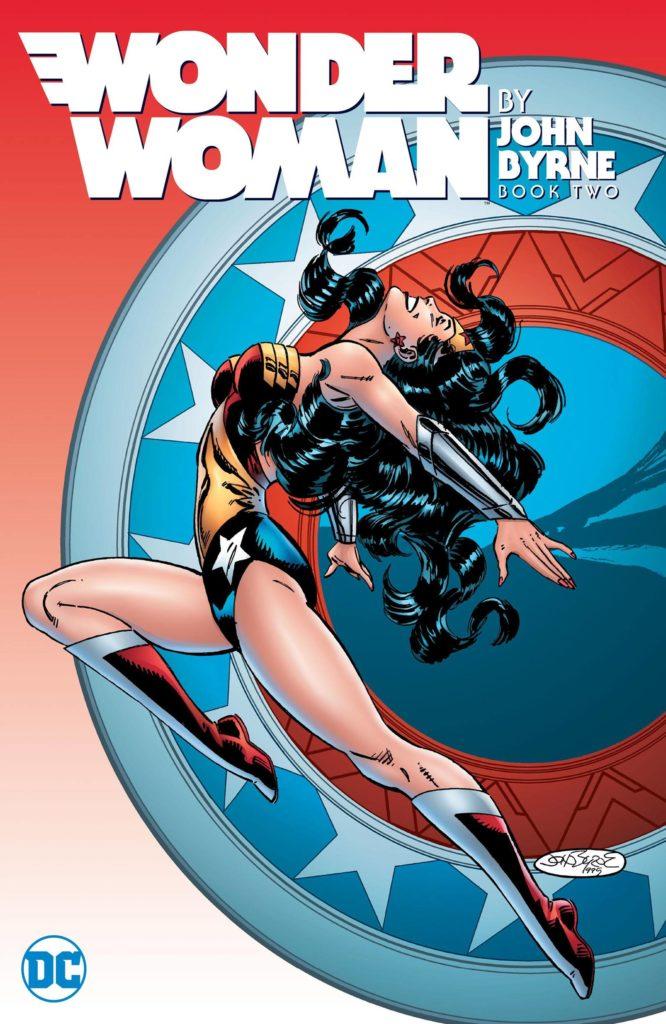 Wonder Woman by John Byrne Book Two