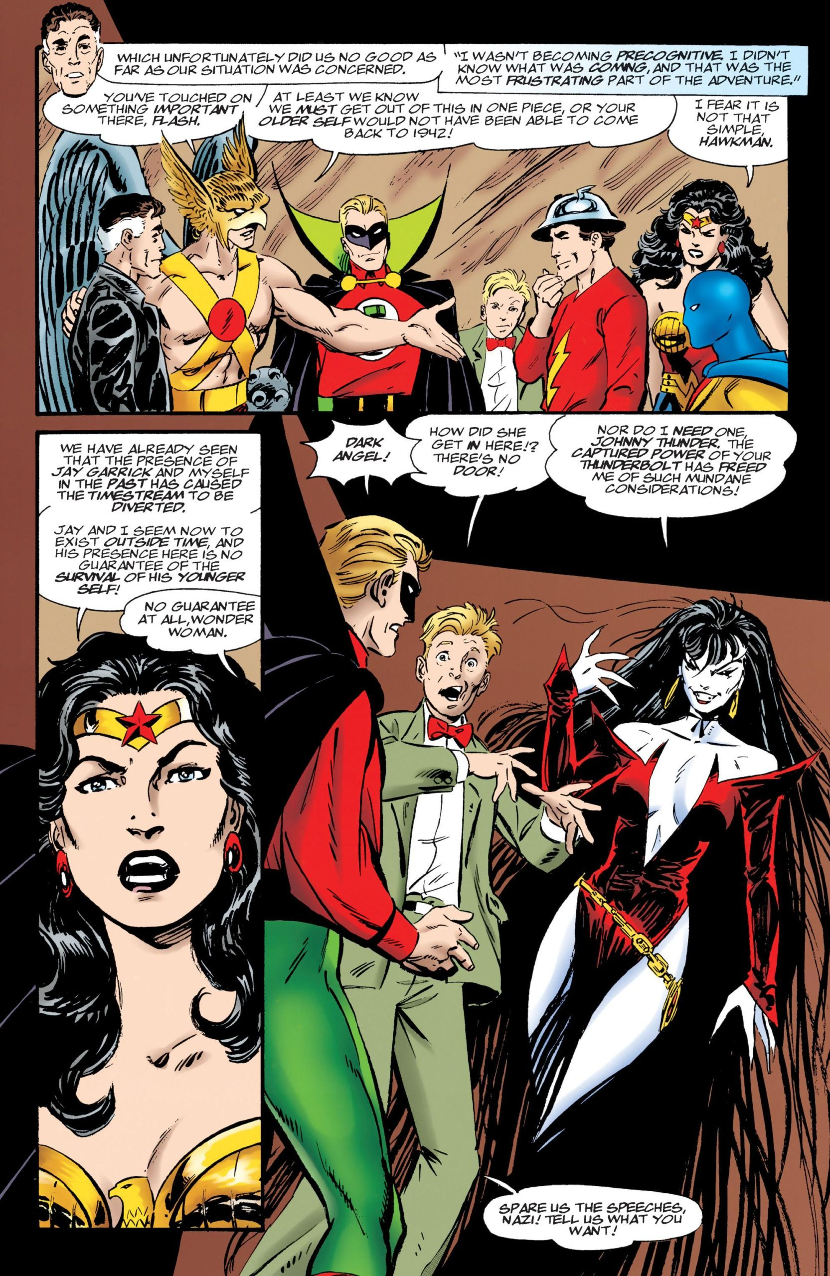 Wonder Woman by John Byrne Book Three review