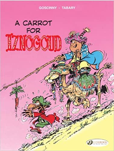 A Carrot for Iznogoud
