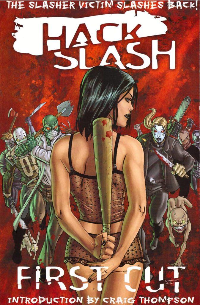 Hack/Slash: First Cut