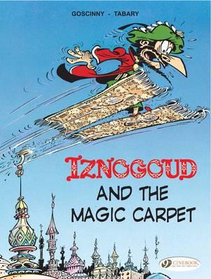 Iznogoud and the Magic Carpet