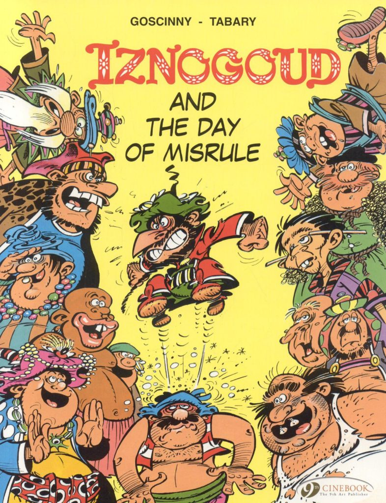 Izngoud and the Day of Misrule