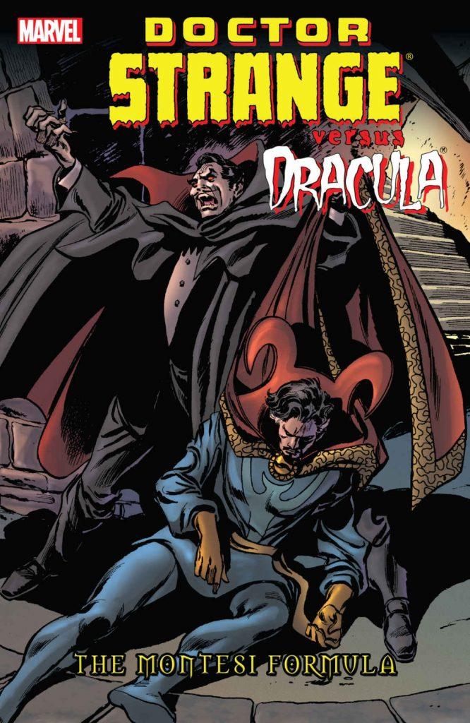 Doctor Strange versus Dracula: The Montesi Formula