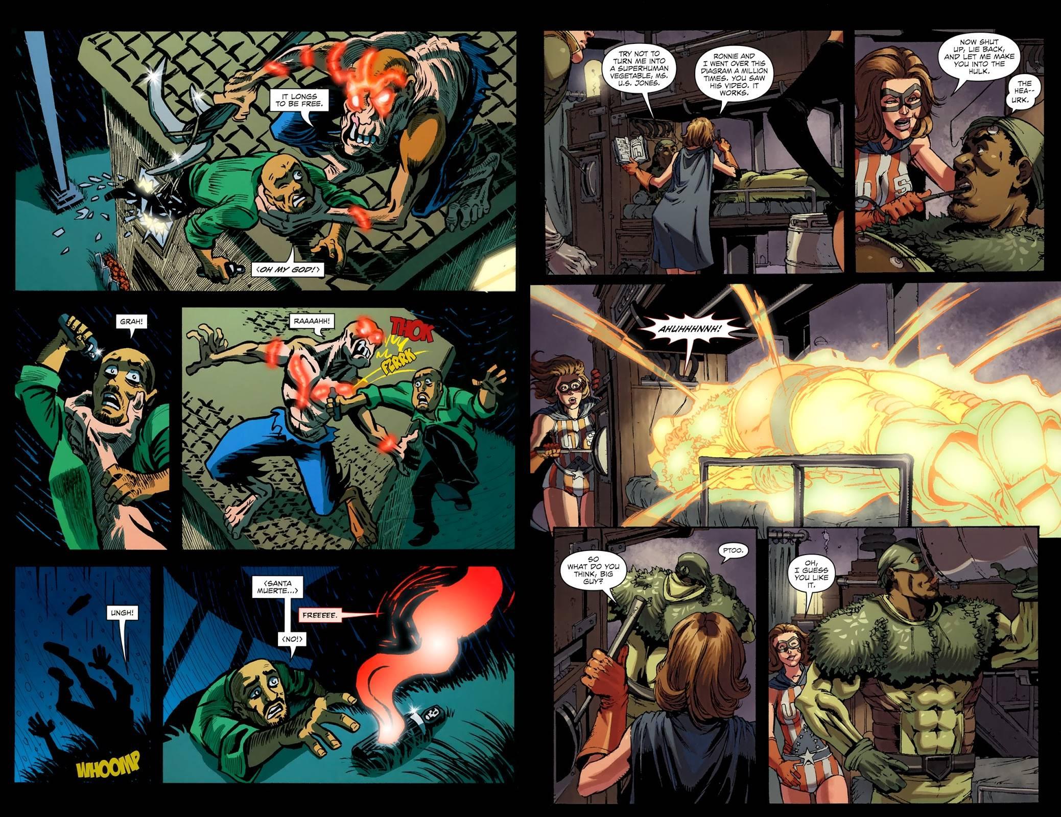 Hack Slash Omnibus 3 review