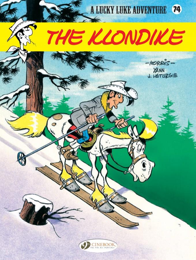 Lucky Luke: The Klondike