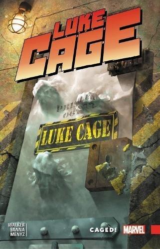 Luke Cage: Caged