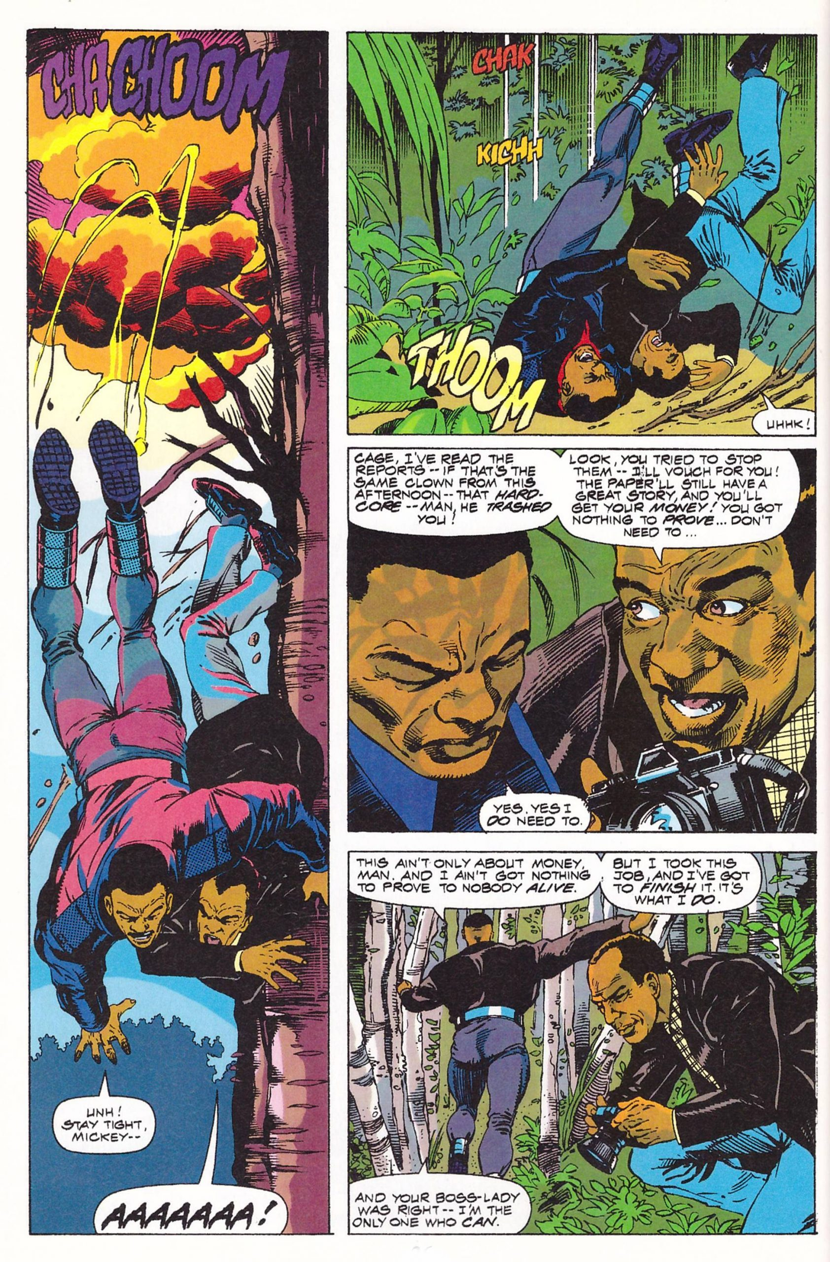 Luke Cage Second Chances review