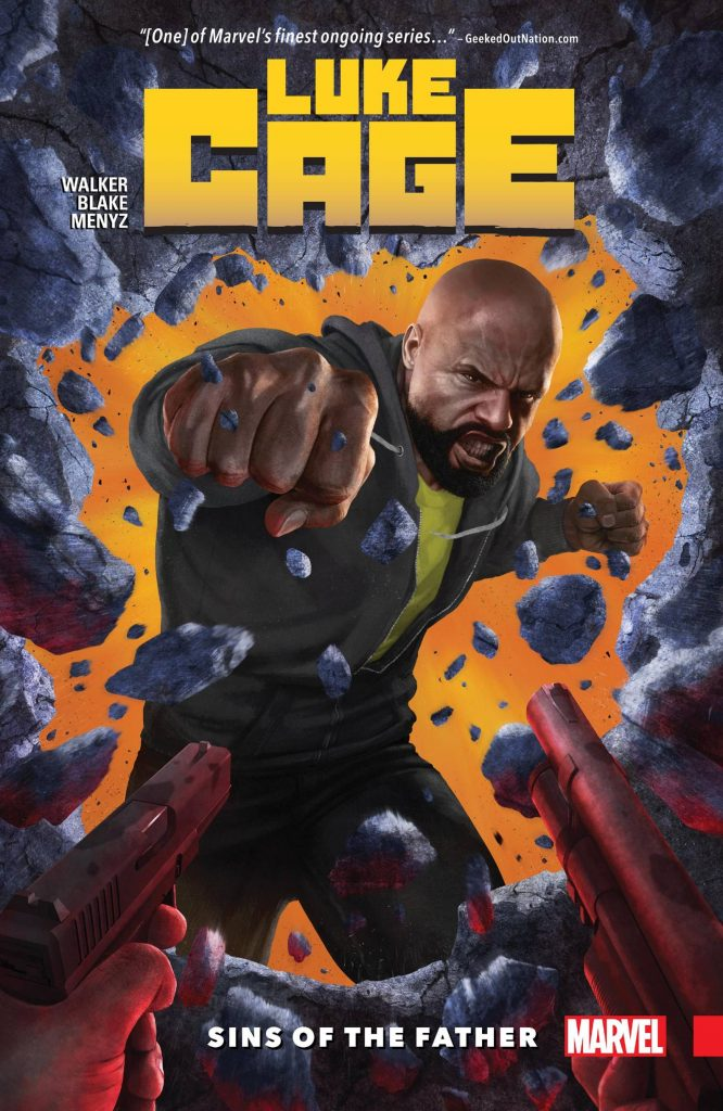 Luke Cage: Sins of the Father