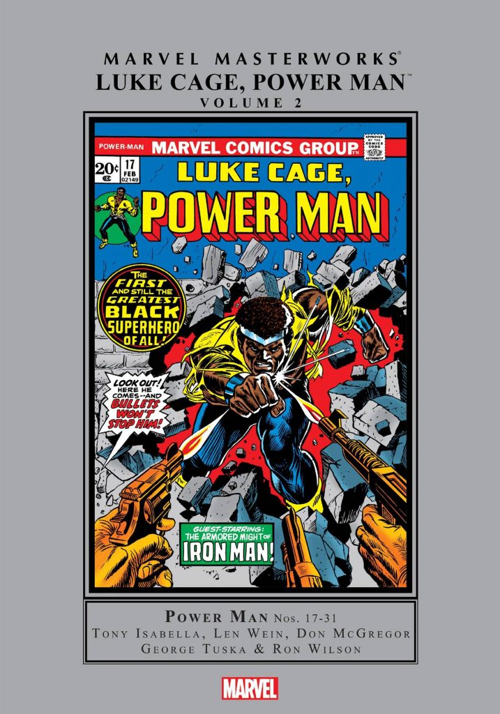 Marvel Masterworks: Luke Cage, Power Man Volume 2