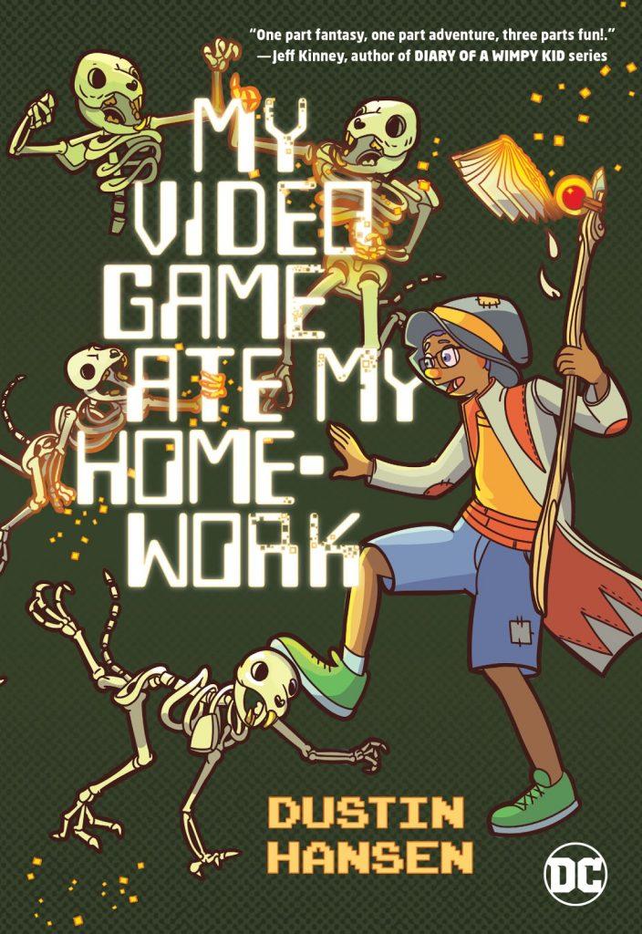 My Video Game Ate My Homework