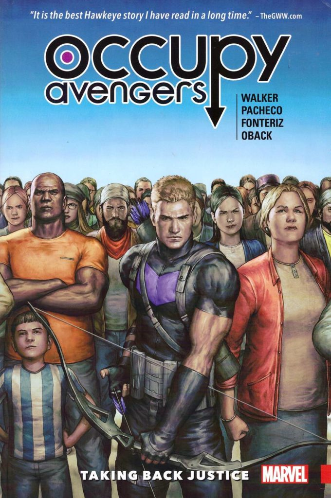 Occupy Avengers: Taking Back Justice
