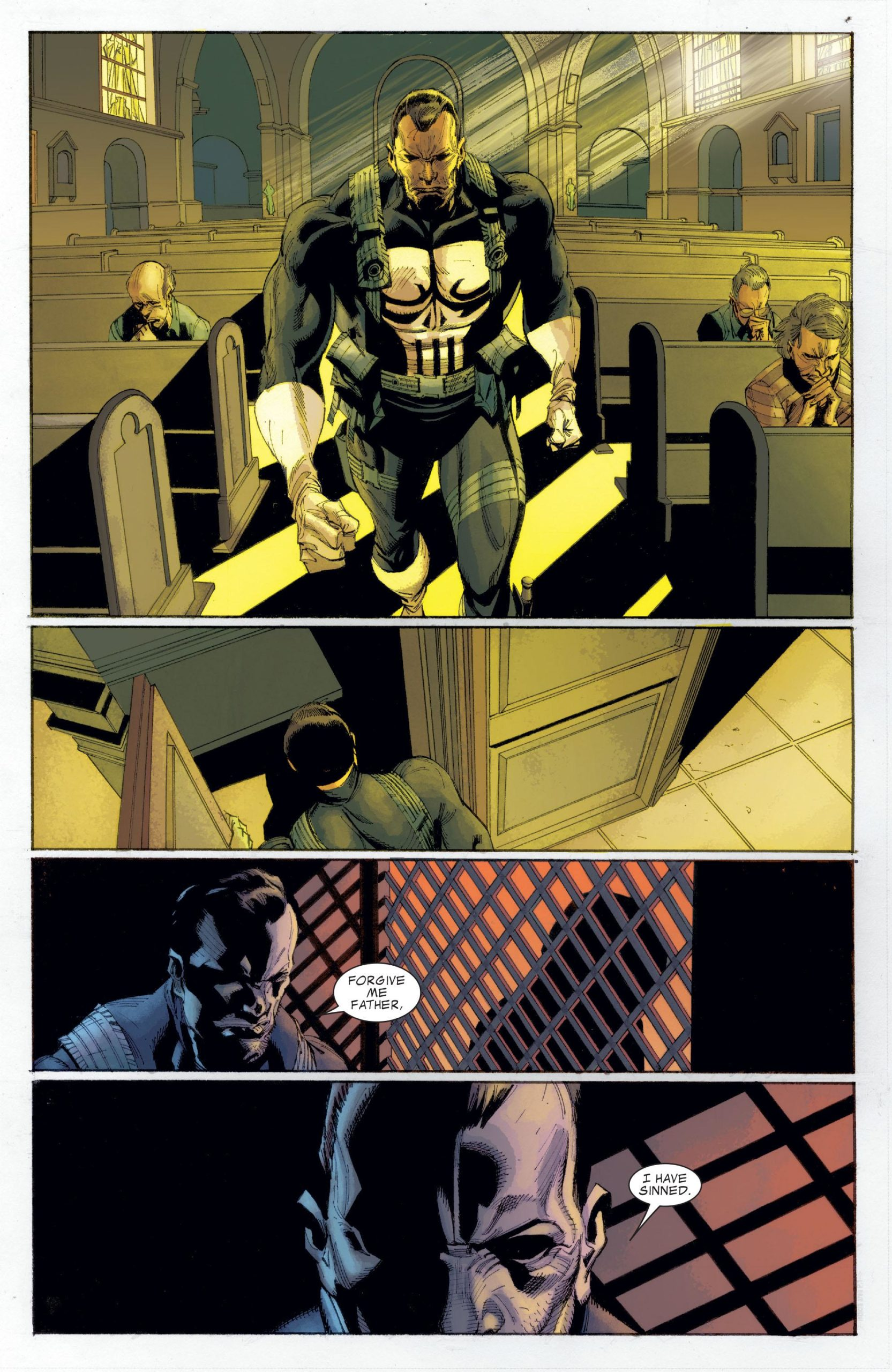 Punisher Dead End review