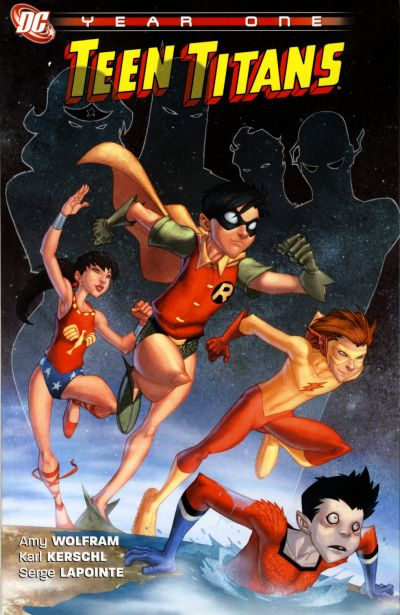 Teen Titans Year One
