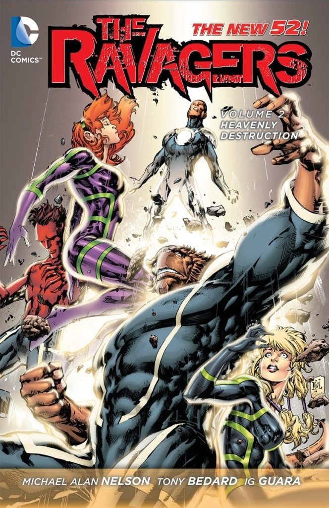 The Ravagers Volume 2: Heavenly Destruction
