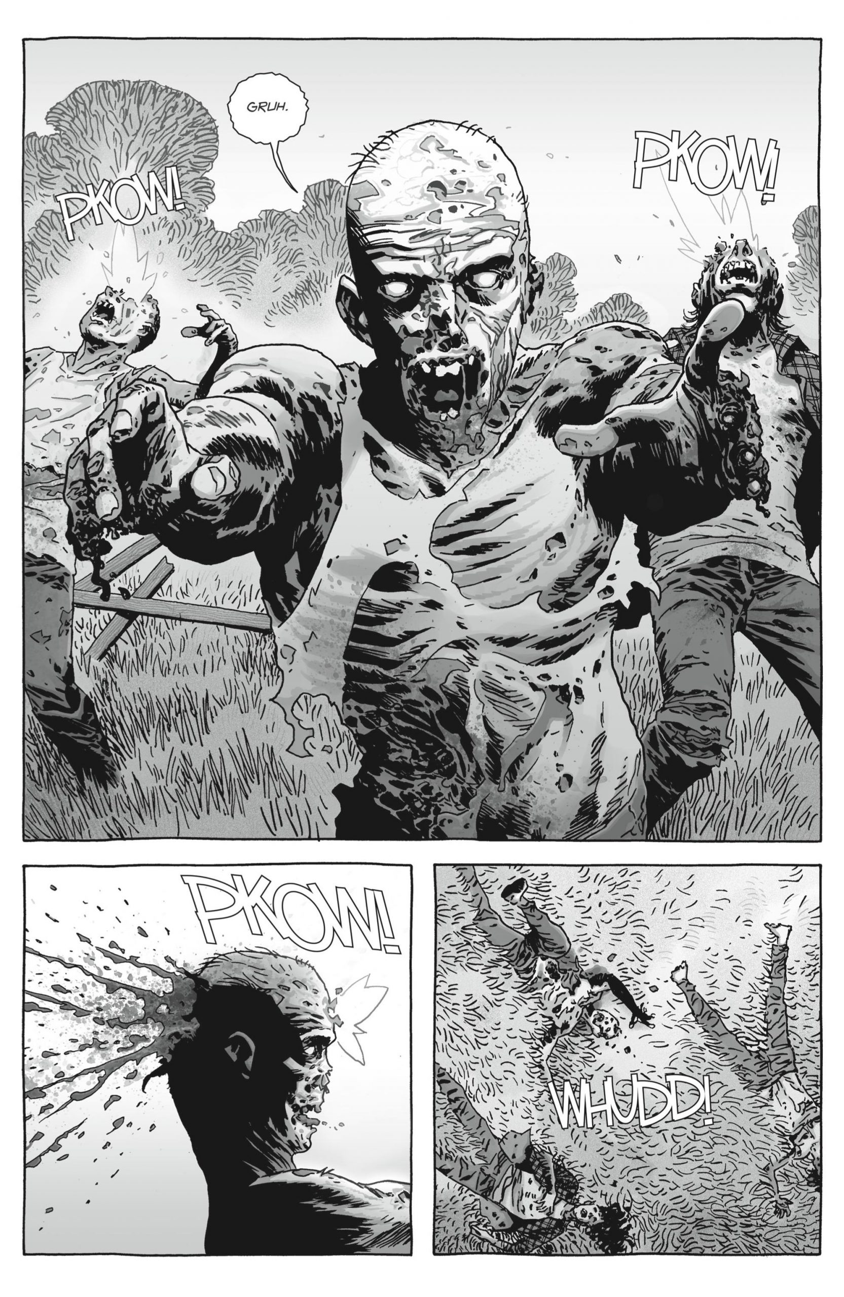 The Walking Dead Book 13 review