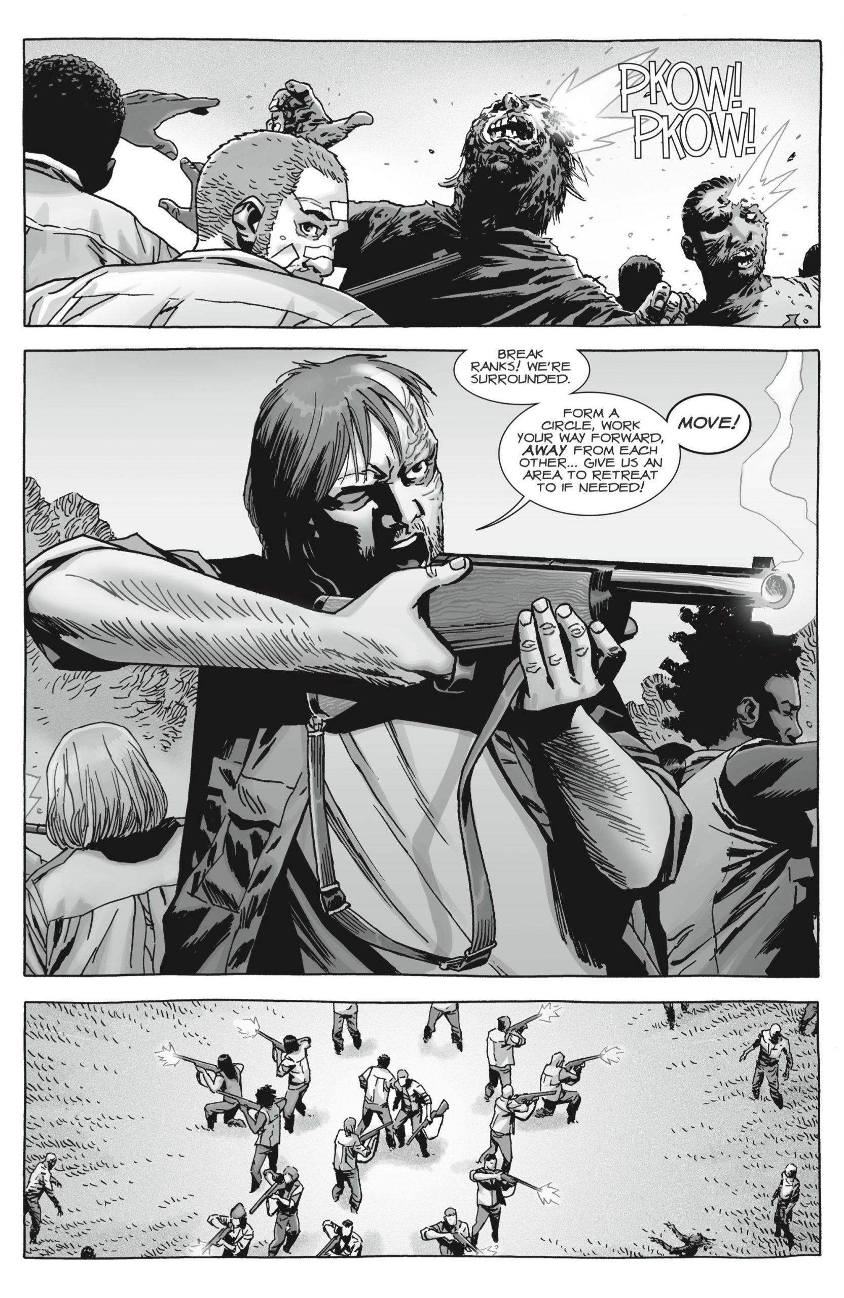 The Walking Dead - Call To Arms V26 review
