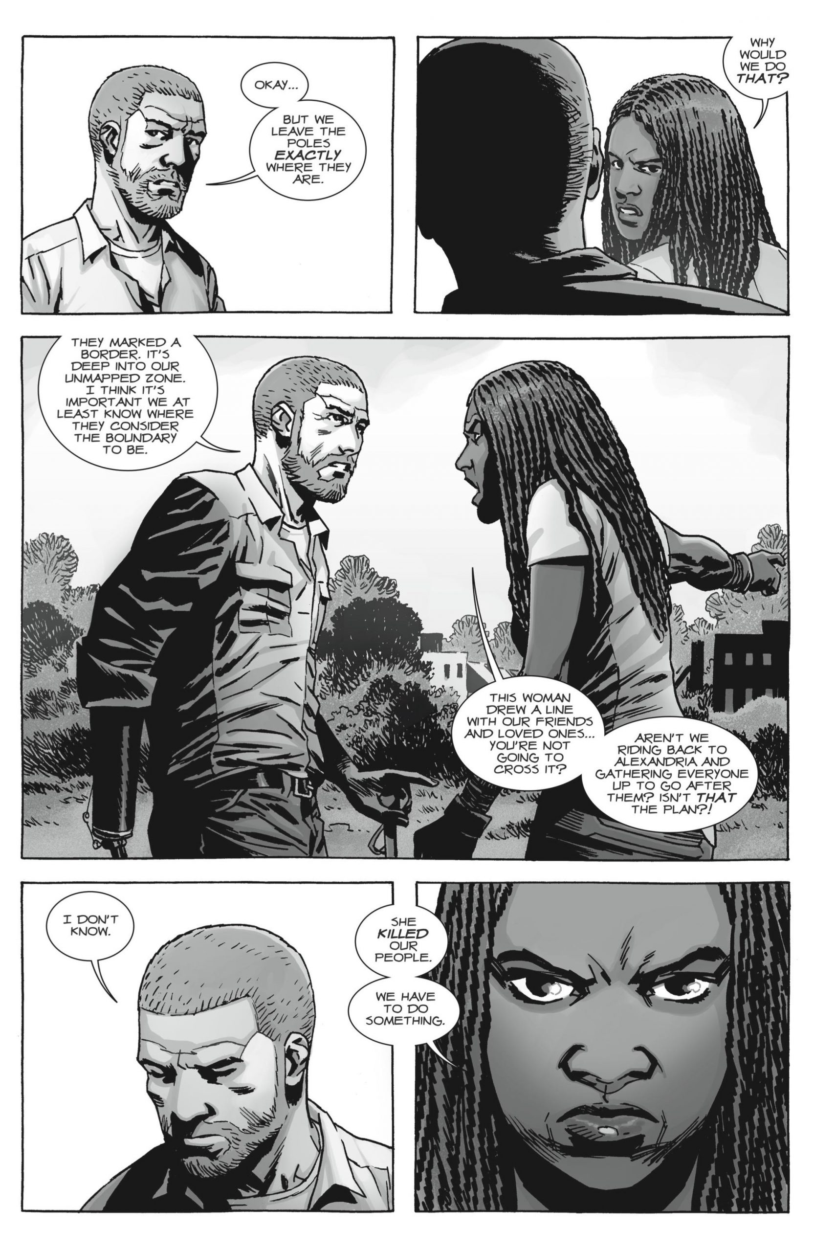 The Walking Dead Vol 25 No Turning Back review