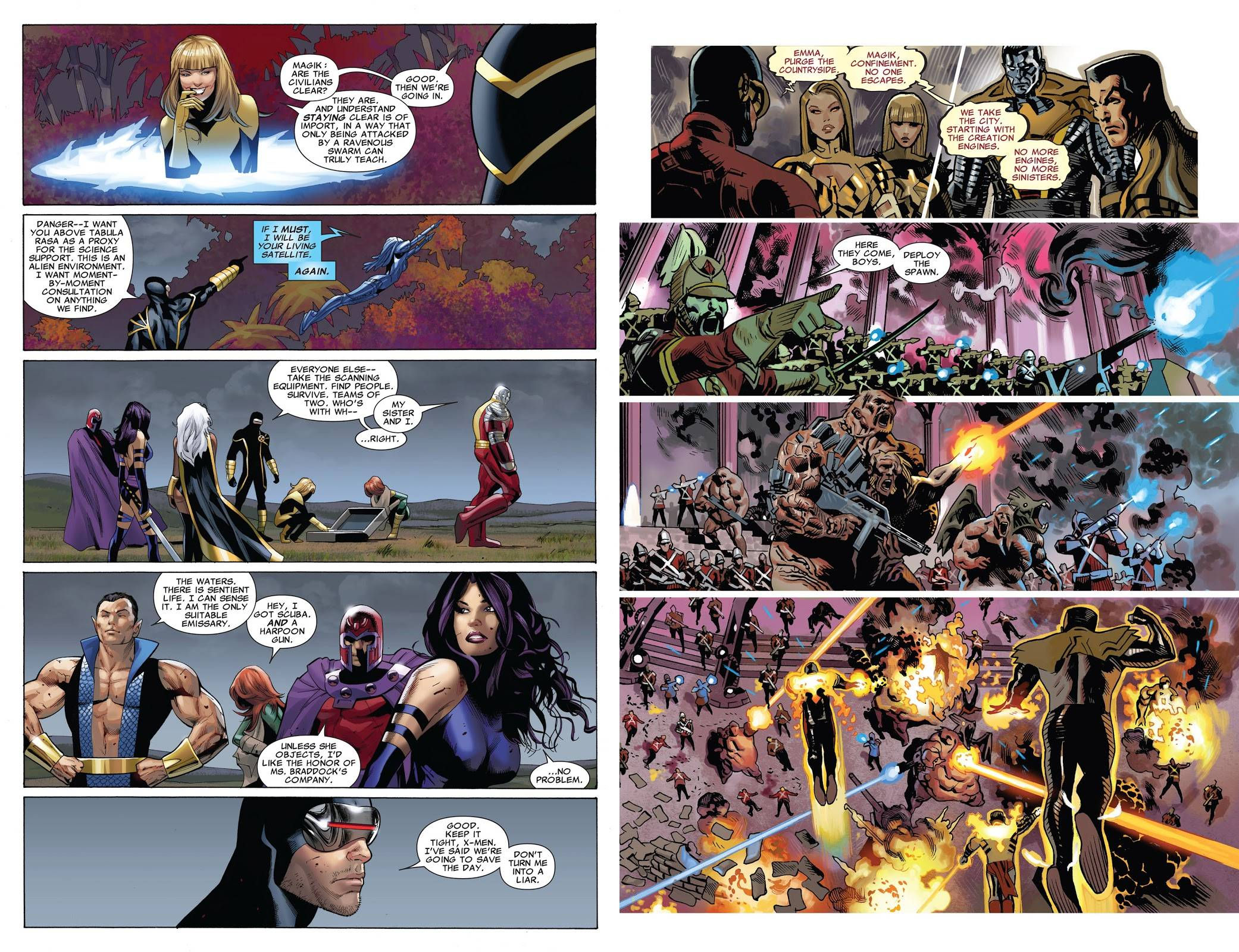 Uncanny X-Men by Kieron Gillen Complete Collection v2 review