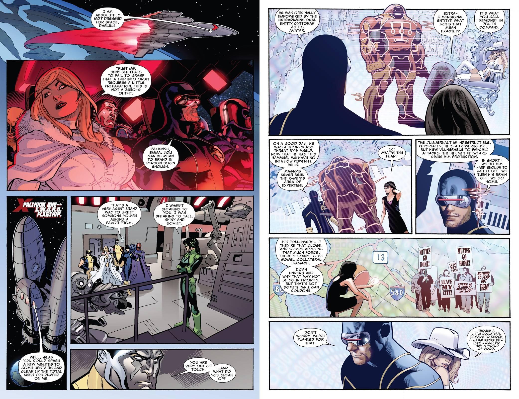 Uncanny X-Men by Kieron Gillen the Complete Collection review